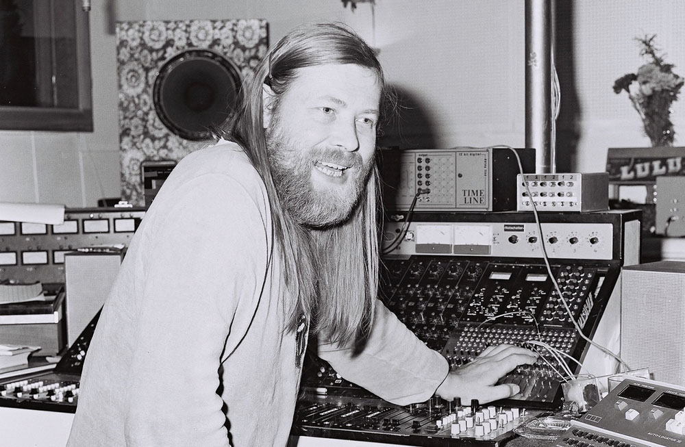 Conny Plank - The Potential Of Noise-Bild1