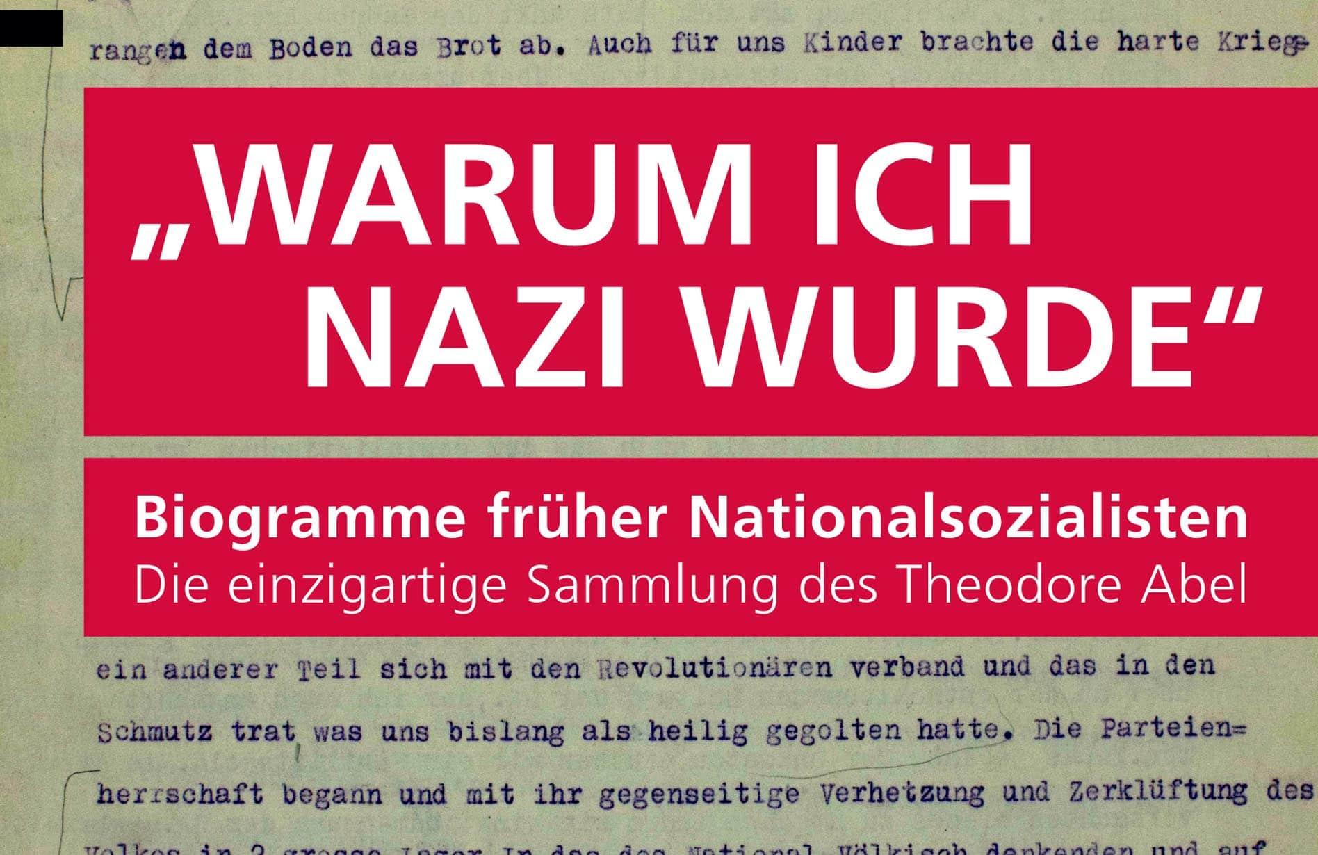 Cover-Warum-ich-Nazi-wurde-Abel-300-dpi