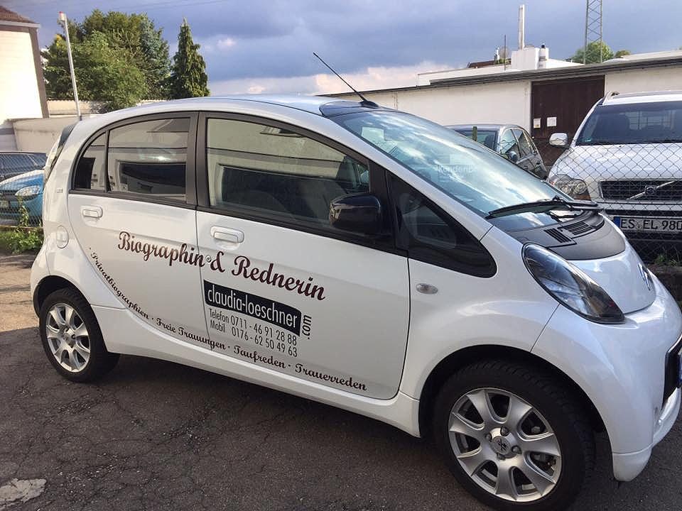 Claudia-Löschner-Auto